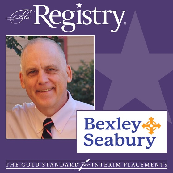 The Registry is pleased to announce the appointment of Curtis Short as Interim CFO at Bexley Seabury Seminary
