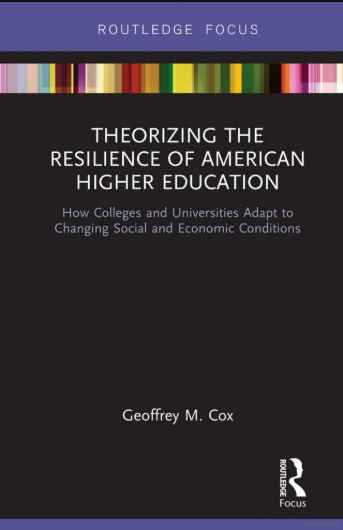 Reflections of Higher Education in a Time of Crisis: A Book Review
