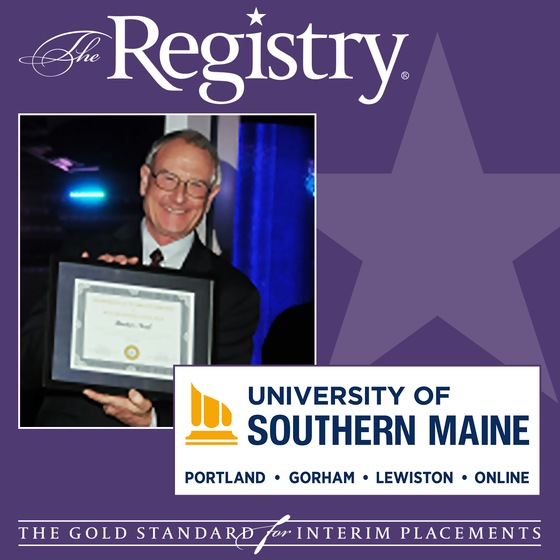 COVID Planning Q & A with Buster Neel, Interim CFO at University of Southern Maine-Portland