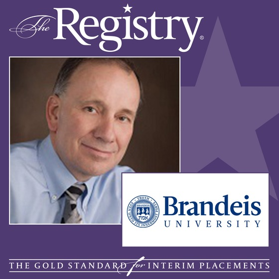 The Registry is pleased to announce the appointment of Scott Kalicki as Interim Director of Student Accessibility Support of University at Brandeis University