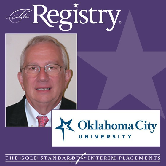 Financial Management during the COVID-19 Pandemic:Lessons Learned by Dave McConnell, Interim CFO at Oklahoma City University