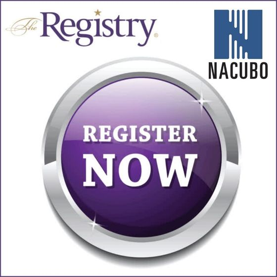 We are proud to sponsor the National Association of College and University Business Officers (NACUBO)'s Virtual Annual Meeting for 2021.