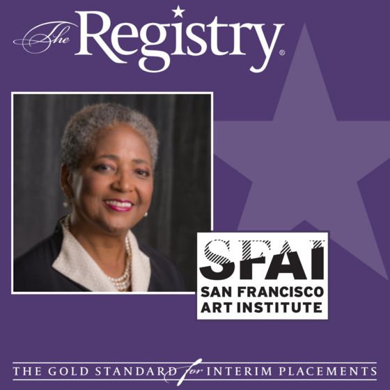 Registry Member Arlene Cash was recently featured on our blog, writing about the stop, pivot and proceed approach to enrollment management post-pandemic.